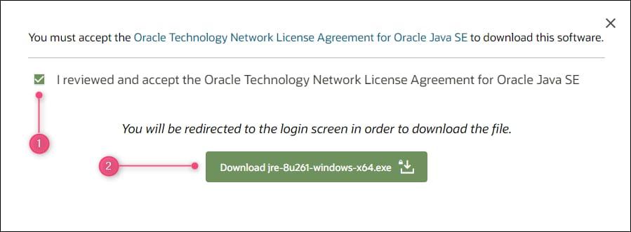 JRE License Agreement