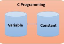 Variables and Constants in C Programming