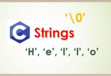 What is a string in C Programming