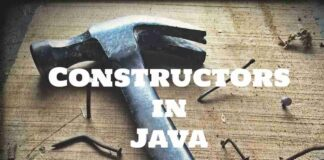 what are constructors in java