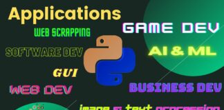What are the Applications of Python