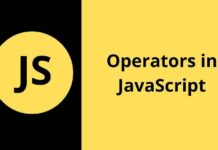 what are operators in javascript