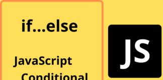JavaScript conditional statements