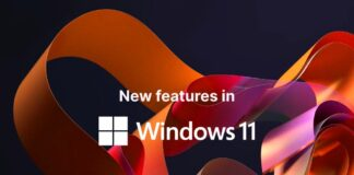 New features in Windows 11