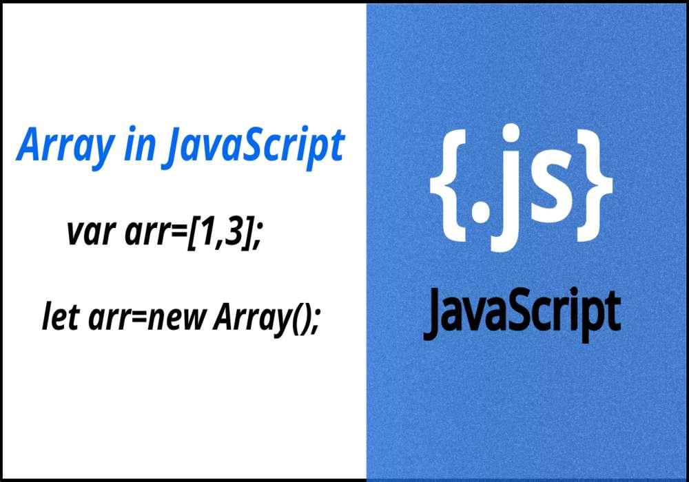 Arrays in JavaScript