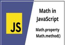 Math in Javascript