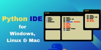 Top 5 Python IDE for Windows, Linux & Mac