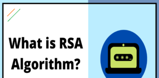 What is RSA algorithm?